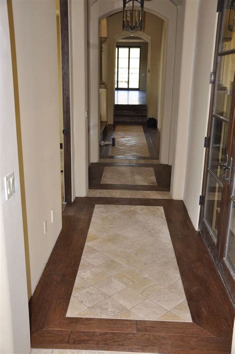 tile wood entryway for the home pinterest cases
