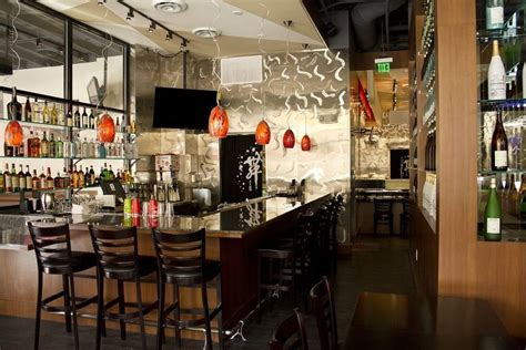 the room sushi bar a look inside kabuki japanese restaurant eater vegas