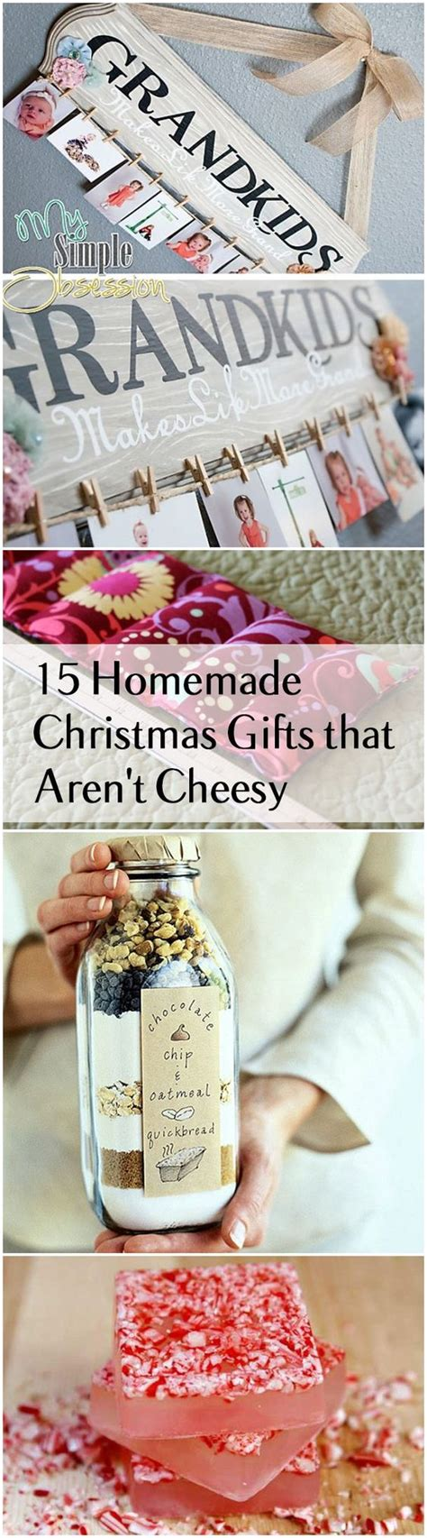 15 homemade christmas gifts that aren t cheesy homemade