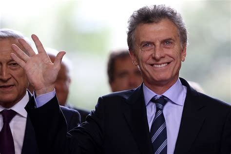 mauricio macri argentina president argentina s president mauricio macri is facing his first