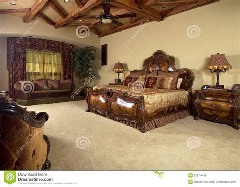 unique bedrooms master bedroom unique bed royalty free stock images