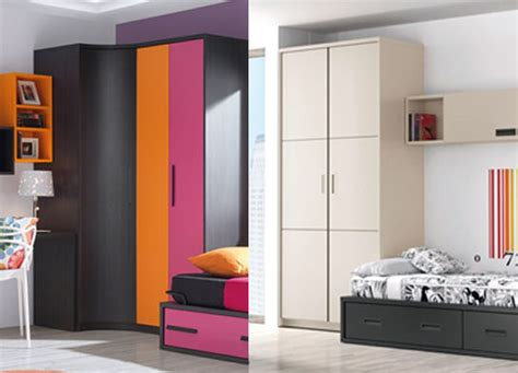armarios diferentes tipos de armarios juveniles