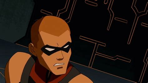 arsenal young justice arsenal animated gif