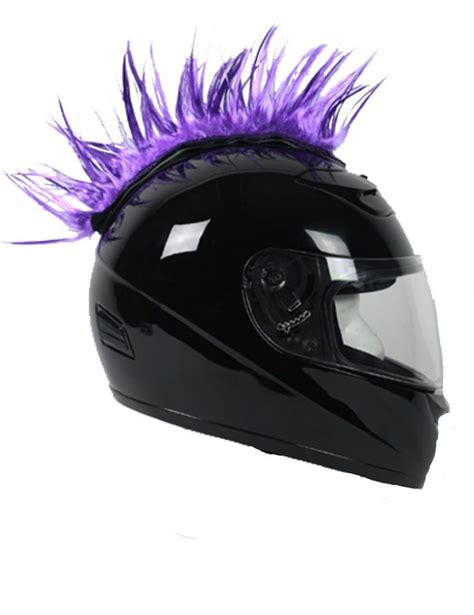 purple motocross helmet motorcycle helmet mohawk purple davway