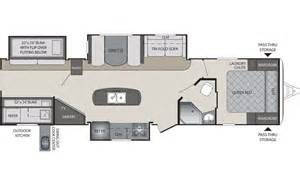 Bullet Travel Trailer Floor Plans by Keystone Bullet Premier Travel Trailer Chilhowee Rv