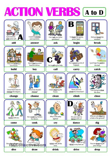 186 best images about verbs lists regular irregular on