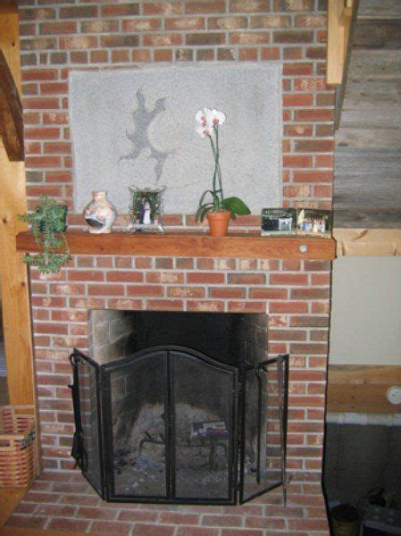 best 25 cleaning brick fireplaces ideas on