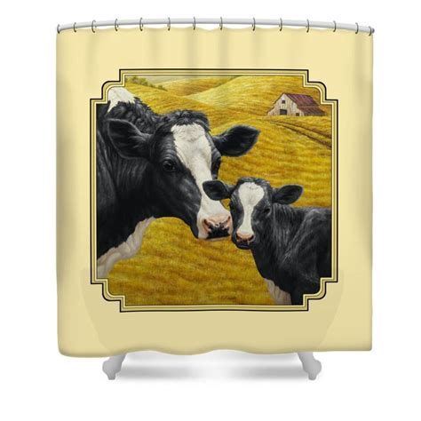 Cow Shower Curtain by 17 Best Images About Farm Animal On Clothing Gifts