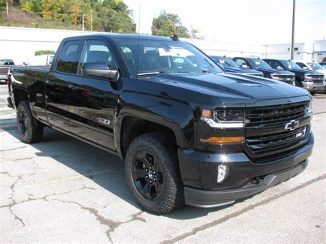 Tom Clark Chevrolet by 2017 Chevy Silverado Dbl Cab Z71 Road Quot All