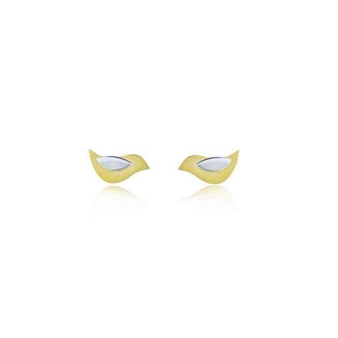 The Birdie by Birdie Stud Earrings Stonechat Jewellers