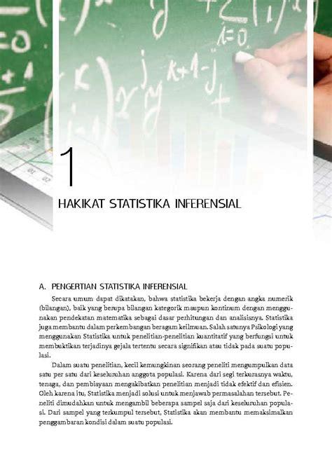 Buku Statistika Non Parametrik Dalam Aplikasi Penelitian Suliyanto jual buku statistika inferensial untuk psikologi dan