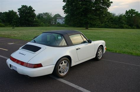porsche targa 1990 1990 porsche 911 carrera 2 targa german cars for sale blog