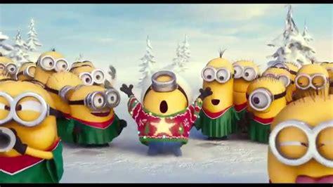 imagenes minions en navidad minions cantando villancicos navidad youtube