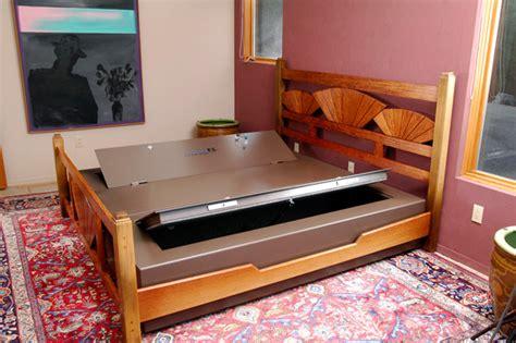 Bed Gun Safe safes and bed gun safe bedbunker safes