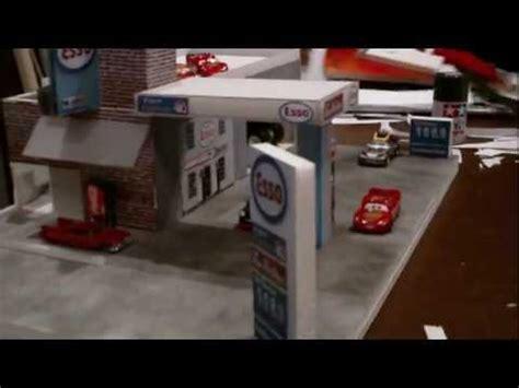 diy kids toy car gas station youtube
