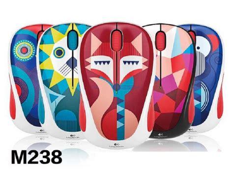 Logitech Mouse Wireless M238 Collection 1 logitech m238 wireless mouse play collection cena
