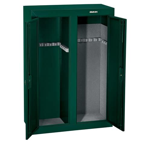 stack on 16 gun door cabinet stack on gcdg 9216 gun cabinet convertible door