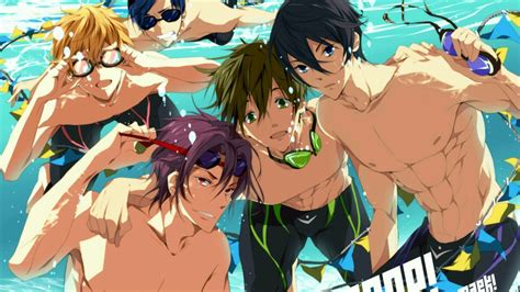 free doujinshi the guys from free anime photo 36396329 fanpop