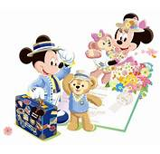 Travel Clipart Mickey  Pencil And In Color
