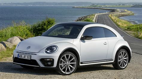 Volkswagen R Line Beetle by 2017 Vw Beetle R Line Interior Exterior And Drive