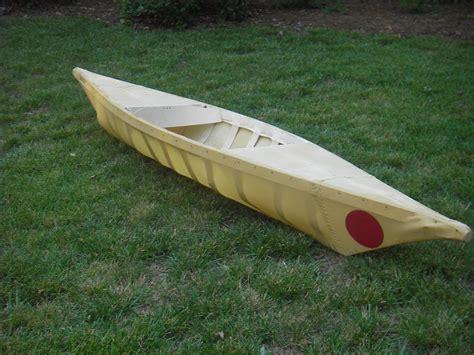 Handmade Kayak - kayak