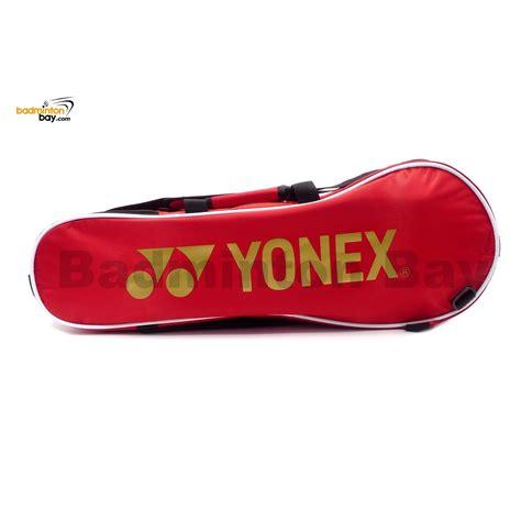 Yonex Racket Bag yonex 2 compartments padded badminton racket bag sunr