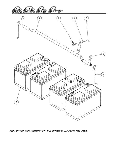 Gem Car Battery Diagram