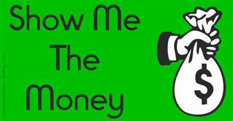 show me show me the money quote by jerry maguire