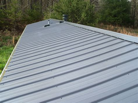 mobile home maintenance starting from the roof a