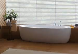 badewanne one ilbagnoalessi one semi recessed bathtub by laufen ambient