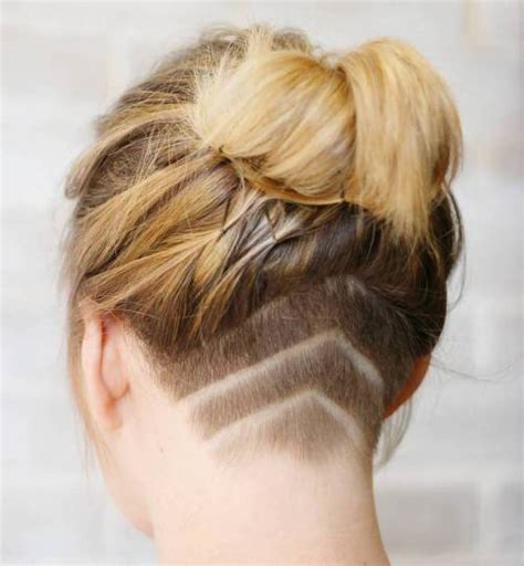 pictures of buns at the nape of the neck 40 quick and easy short hair buns to try
