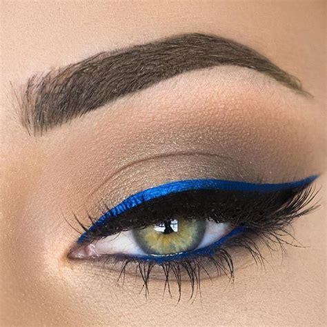 what color eyeliner for green 25 best ideas about blue eyeliner on teal