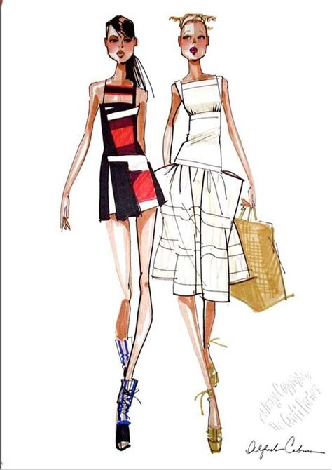 fashion illustration milan zejak 57 best alfredo cabrera fashion illustration images on fashion drawings fashion
