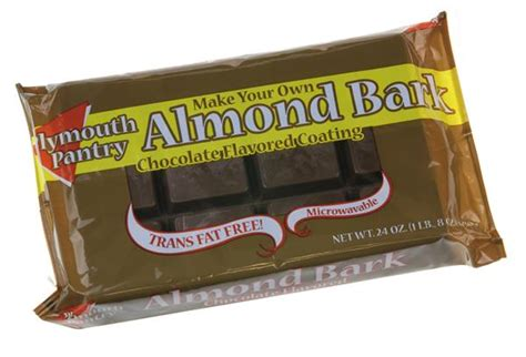 Plymouth Pantry Almond Bark Ingredients by Plymouth Pantry Almond Bark Chocolate Flavored Hy Vee