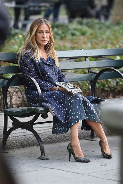 The New Sjp by Narrates Vogue S History Of Fashion