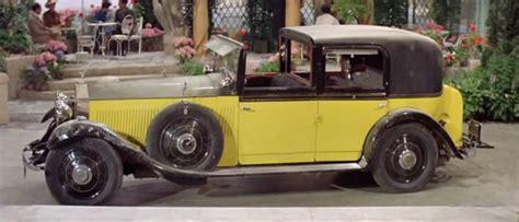 the yellow rolls royce 1964 imcdb org 1931 rolls royce phantom ii in quot the yellow