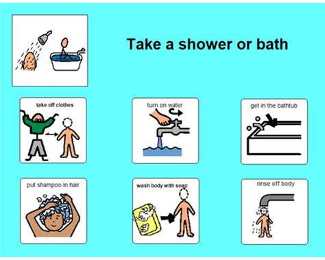 Is Taking A Shower Everyday Bad For Your Hair by Practical Strategies Tips Autism Help Geelong