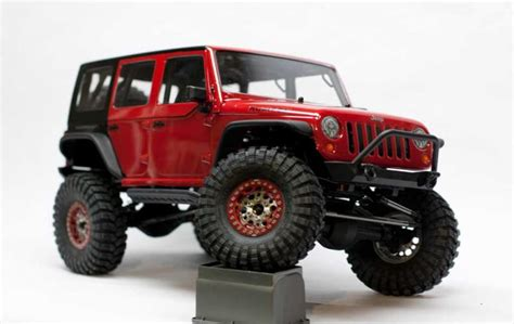 Axial Scx10 Jeep Evols Axial Scx10 Jeep Wrangler Unlimited Rubicon Jk Kit