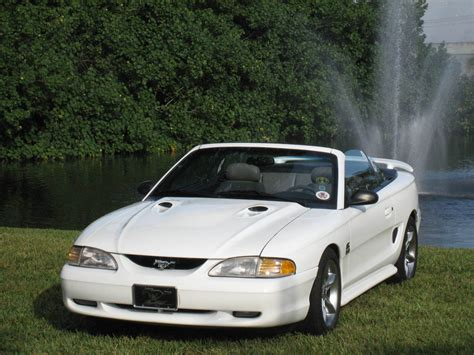1994 Mustang Gt Auto Quarter Mile by 1994 Ford Mustang Gt 0 60