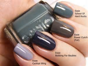 essie new colors fall essie colors style new
