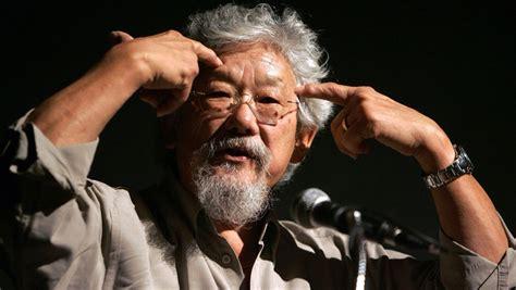 David Suzuki Climate Change Barbara Wizard David Suzuki Is Exposed For The