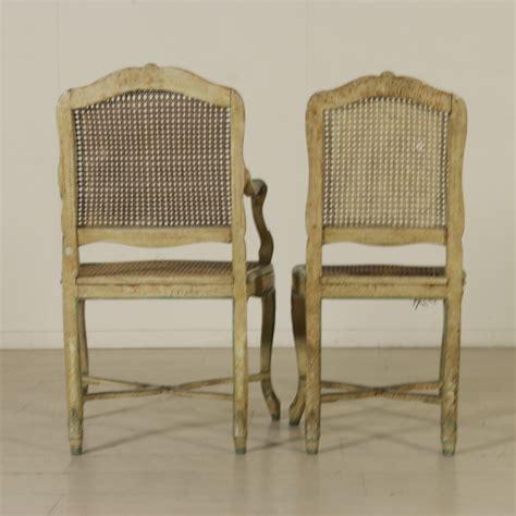 poltrone e sedie coppia di poltrone e gruppo di otto sedie sedie poltrone