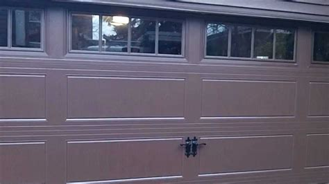 Doorlink Garage Doors by A Door Link Model 3640 We Installed Review Here
