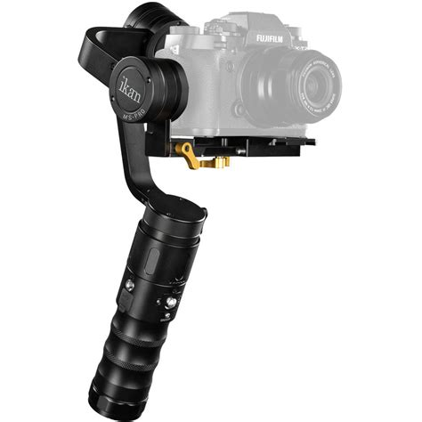 ikan ms pro beholder 3 axis gimbal stabilizer ms pro b h photo