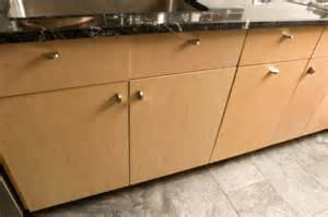 Flat Door Kitchen Cabinets Flat Panel Cabinets Picture Improvementcenter