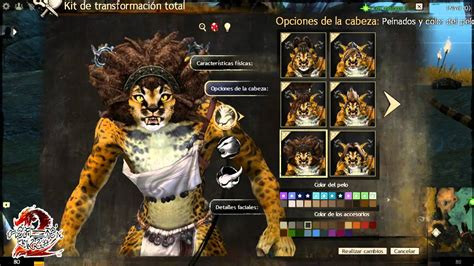 guild wars 2 hairstyles guild wars 2 new hairstyles charr 04 14 2015 youtube