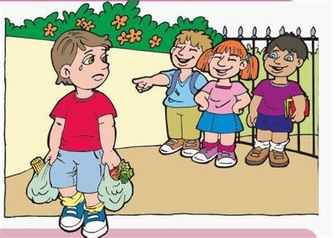 imagenes acoso escolar bullying basta el bullying no es un juego