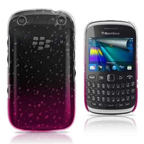 Casing Hp Bb Pearl by 3d Drop Design Cover For Blackberry 9320