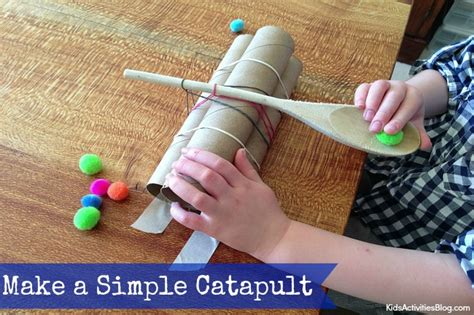 How To Make A Paper Catapult - the gallery for gt marshmallow catapults