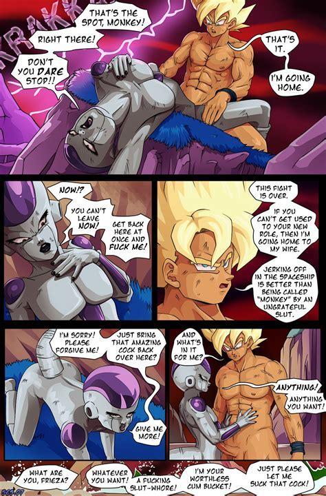 Dragon Ball Z Yaoi Sex Comics Online